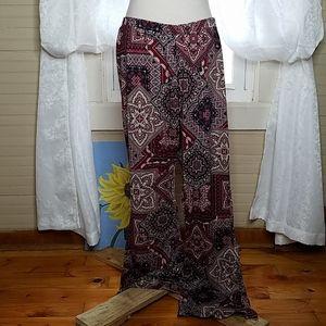 NWT A Beautiful Soul Palooza Pants
